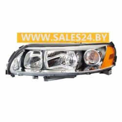 Фара левая USA type 05-08 TYC VOLVO S60 (07/2000-04/2010)  | 90 21 014 5n