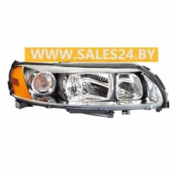 Фара правая USA type 05-08 TYC VOLVO S60 (07/2000-04/2010)  | 90 21 014 6n